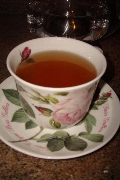 The Princess and the Tea
