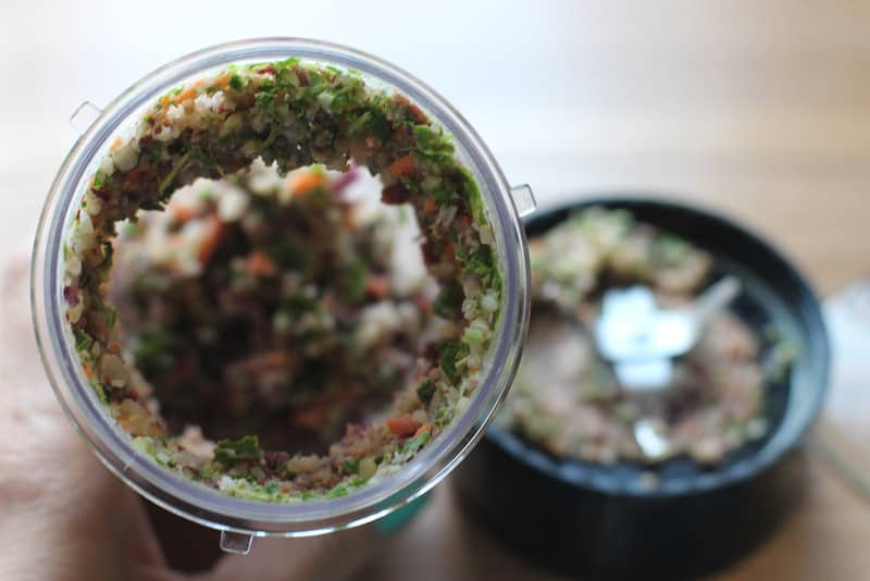 Turn Rice and Beans Into a Burger