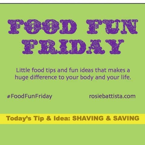 foodfunfridayshavingsaving