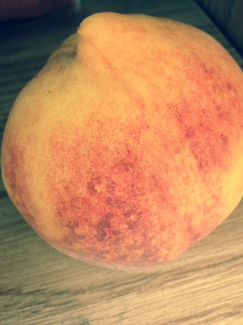 What is it Wednesday 5: That's Peachy.