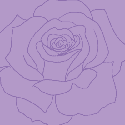 181-rose-outlinelight